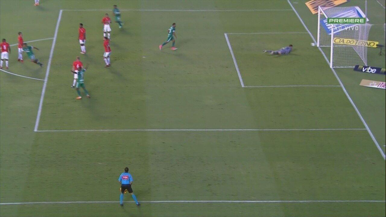 Veja o gol de Felipe Gedoz contra o Boa Esporte.