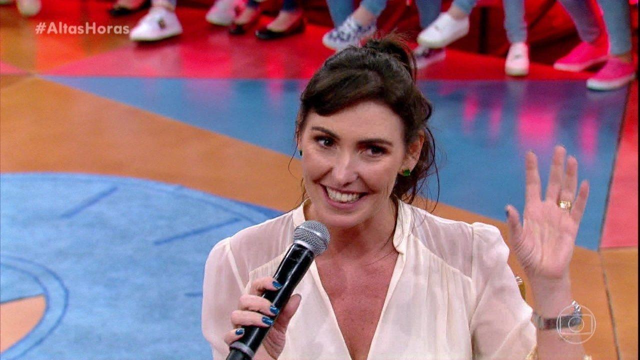 Glenda Kozlowski fala sobre desejo de ser atriz