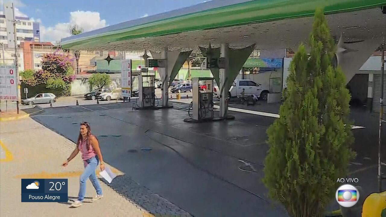 Postos estão fechados e sem combustíveis em Belo Horizonte