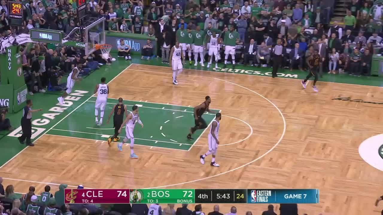 Melhores momentos: Cleveland Cavaliers 87 x 79 Boston Celtics pela NBA
