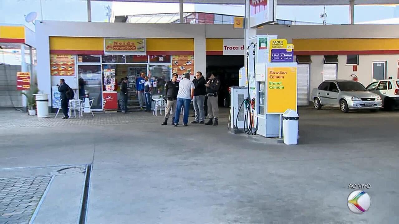 Prefeitura anuncia que comboio escoltado pela PM levou combustíveis para Juiz de Fora