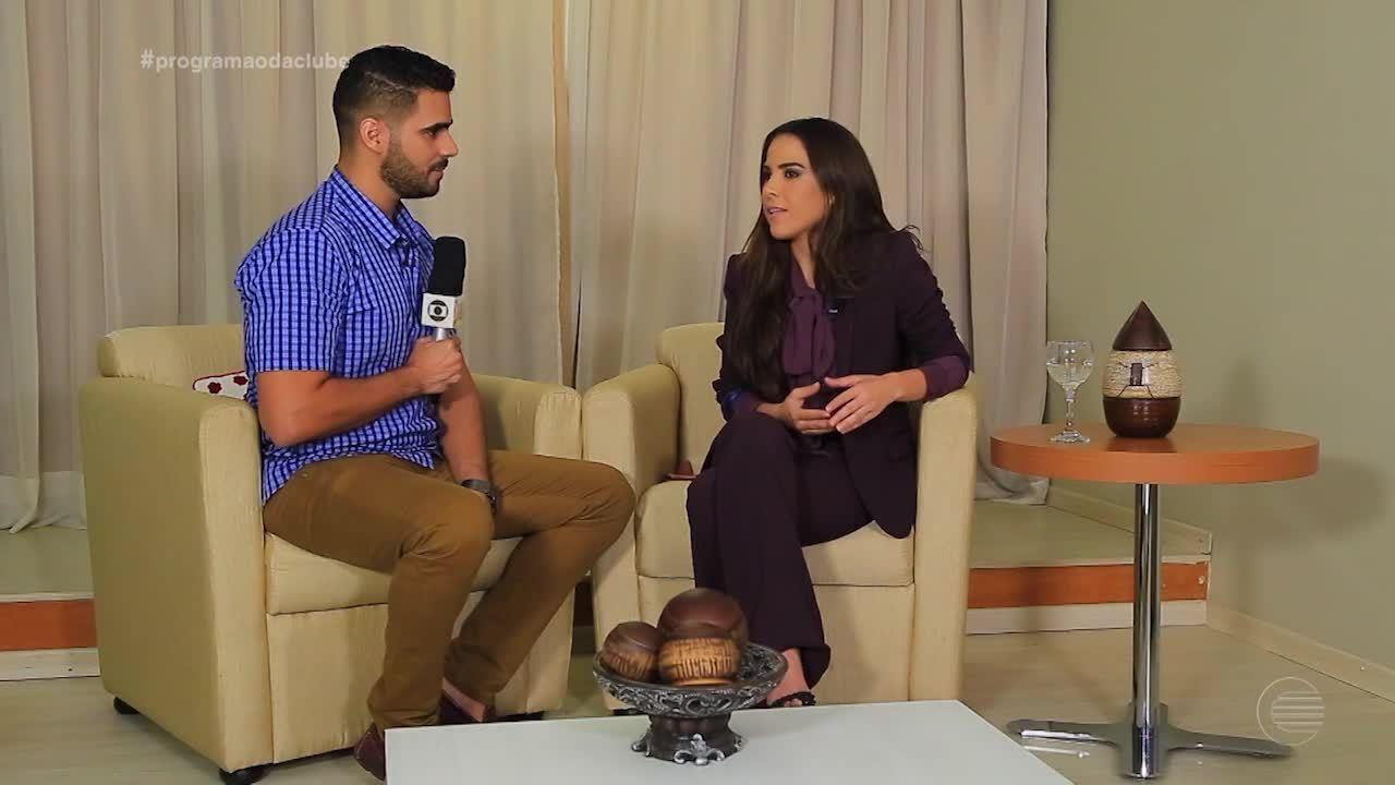 Cantora Wanessa lança música 'Mulher Gato' e fala sobre carreira