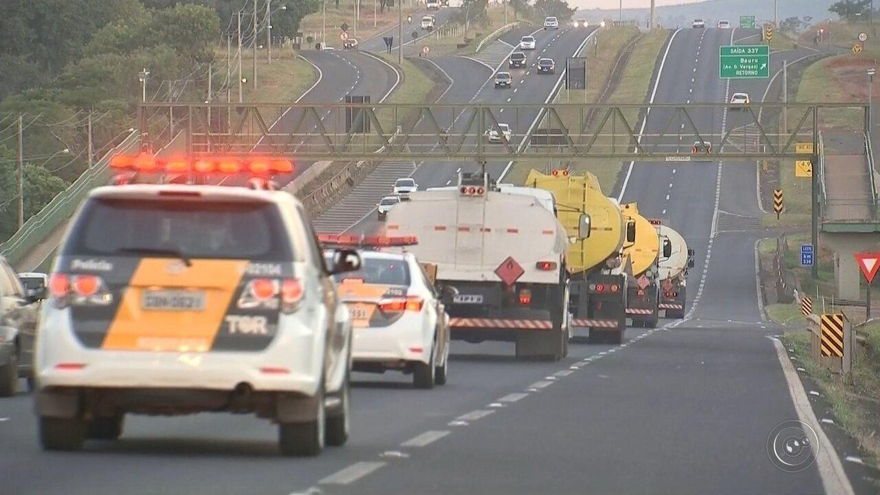 Vereador de Bauru é citado na investigação de bloqueio em distribuidoras de combustíveis