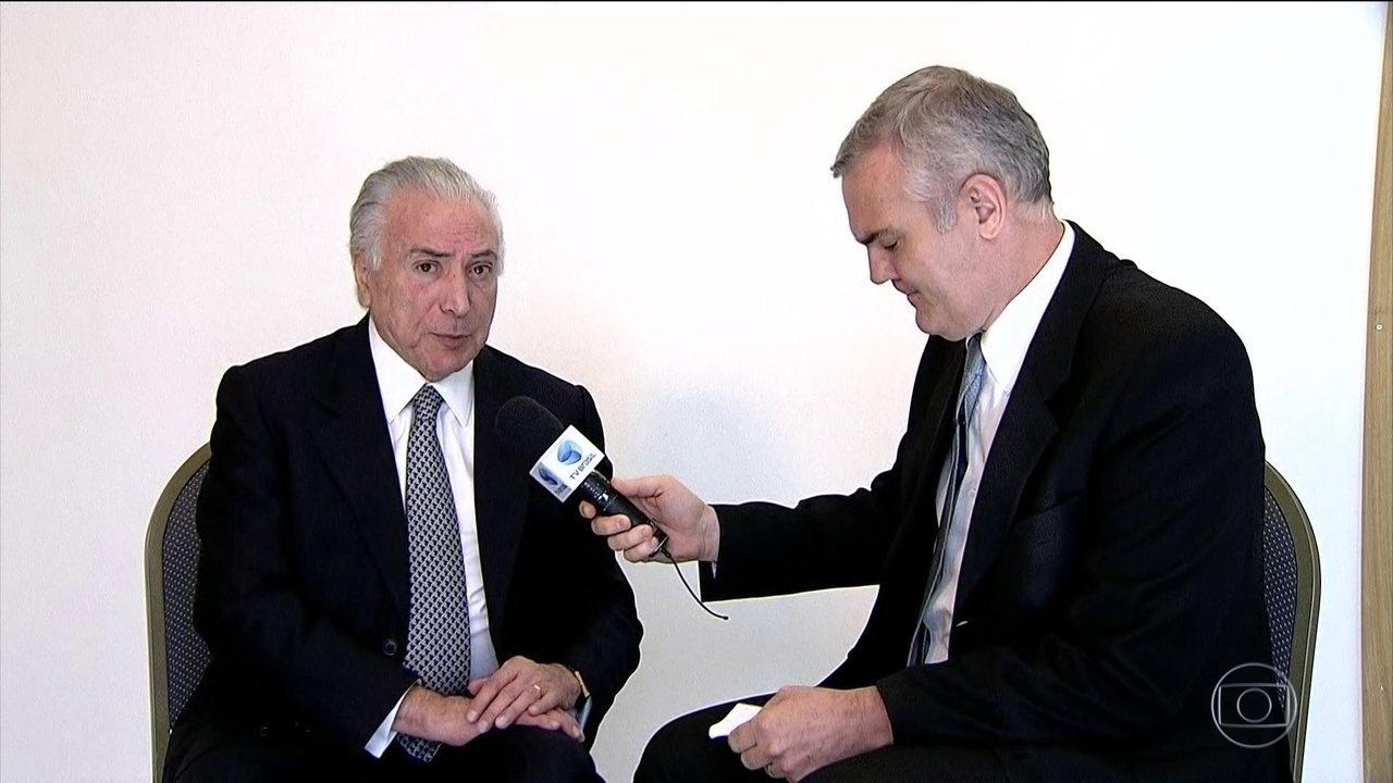 Presidente admite a possibilidade de reavaliar política de preços da Petrobras