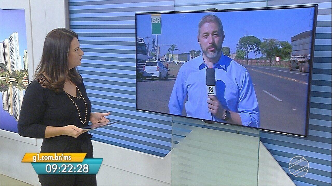 Desmobilização em Campo Grande e manifestações no interior de MS