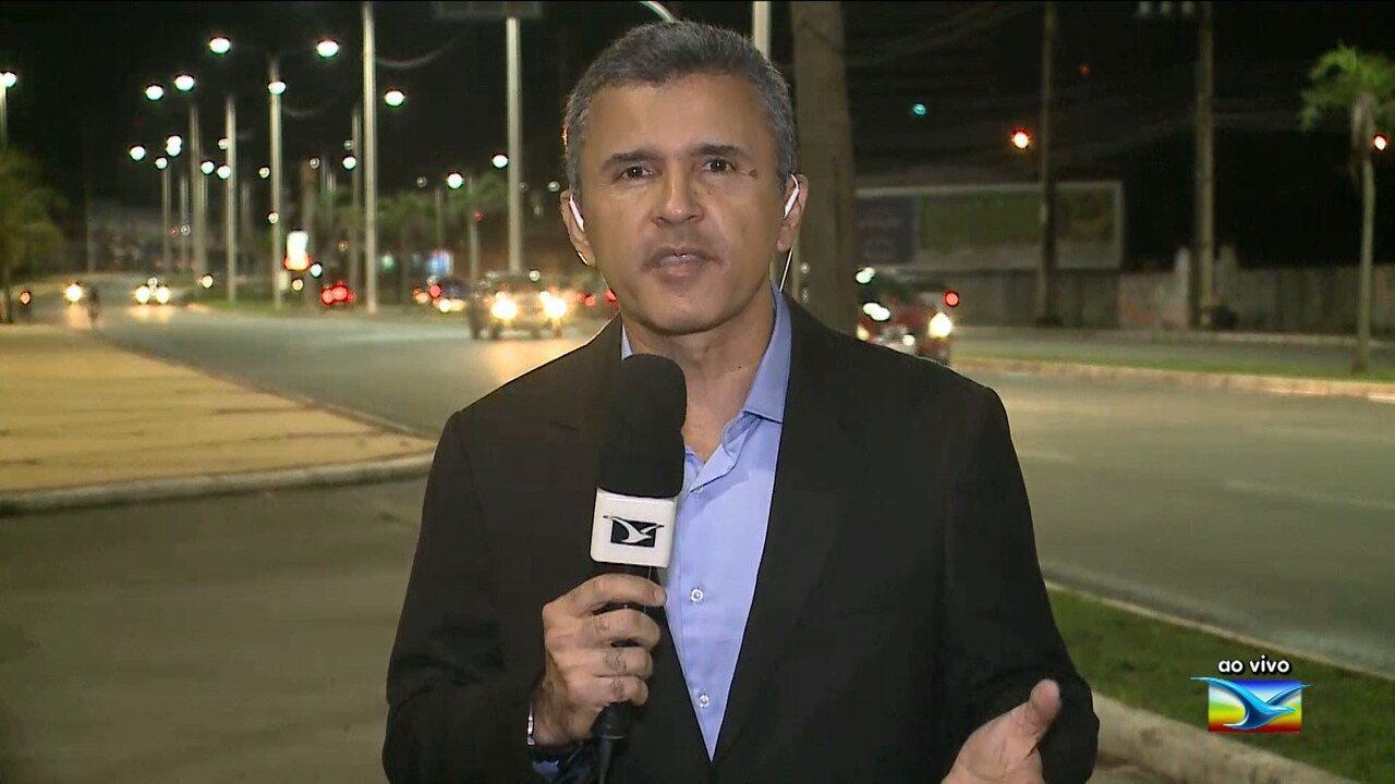 100% da frota de ônibus circula em São Luís, segundo o SET