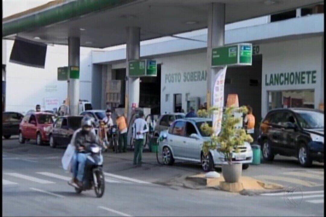 Paralisação de caminhoneiros completa dez dias em Divinópolis e região