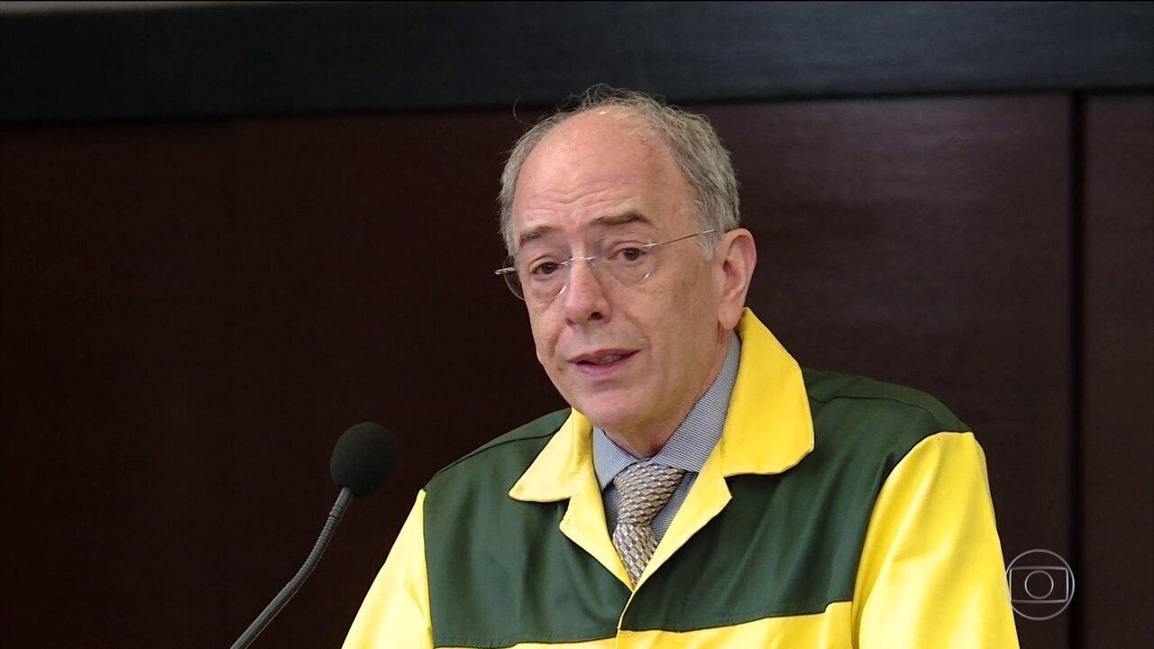 Pedro Parente, presidente da Petrobras, pede demissão do cargo