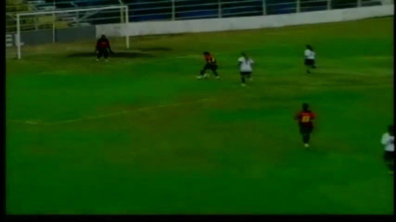Sport vence Boa Vontade-MA por 4 a 0 fora de casa e 3 a 1 na Ilha do Retiro para ir à final da Copa do Brasil Feminina 2008