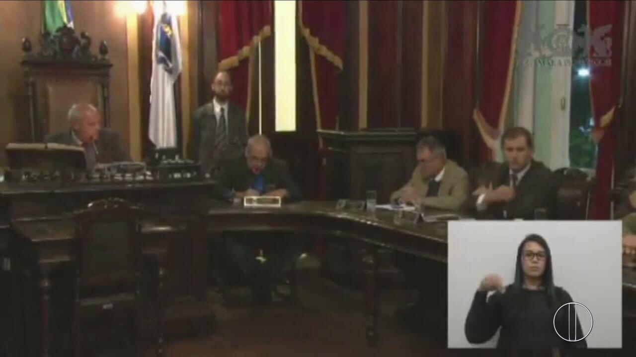 Pedido de abertura de comissão processante contra vereadores é arquivado em Petrópolis