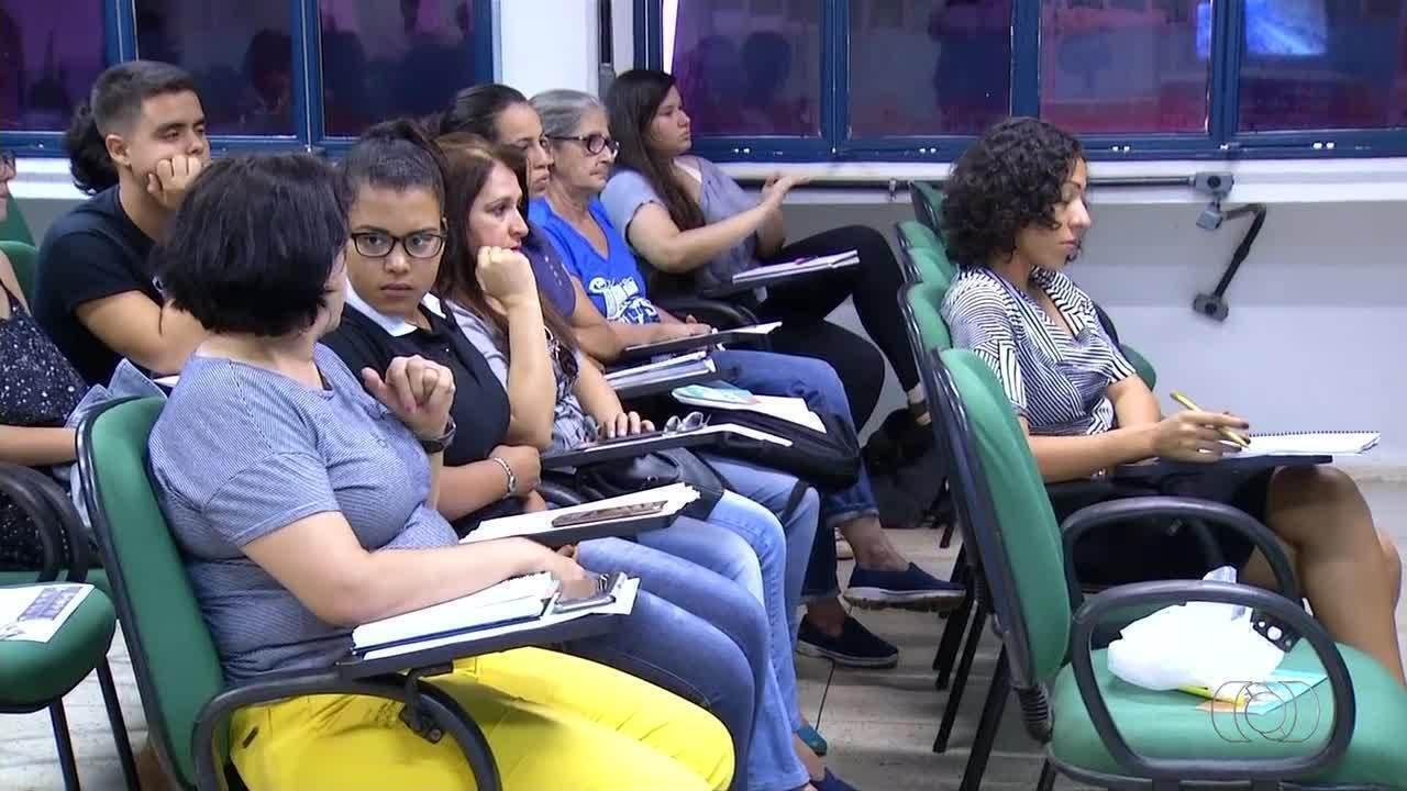 Estudantes da UFT participam de encontro sobre a chegada da TV Digital