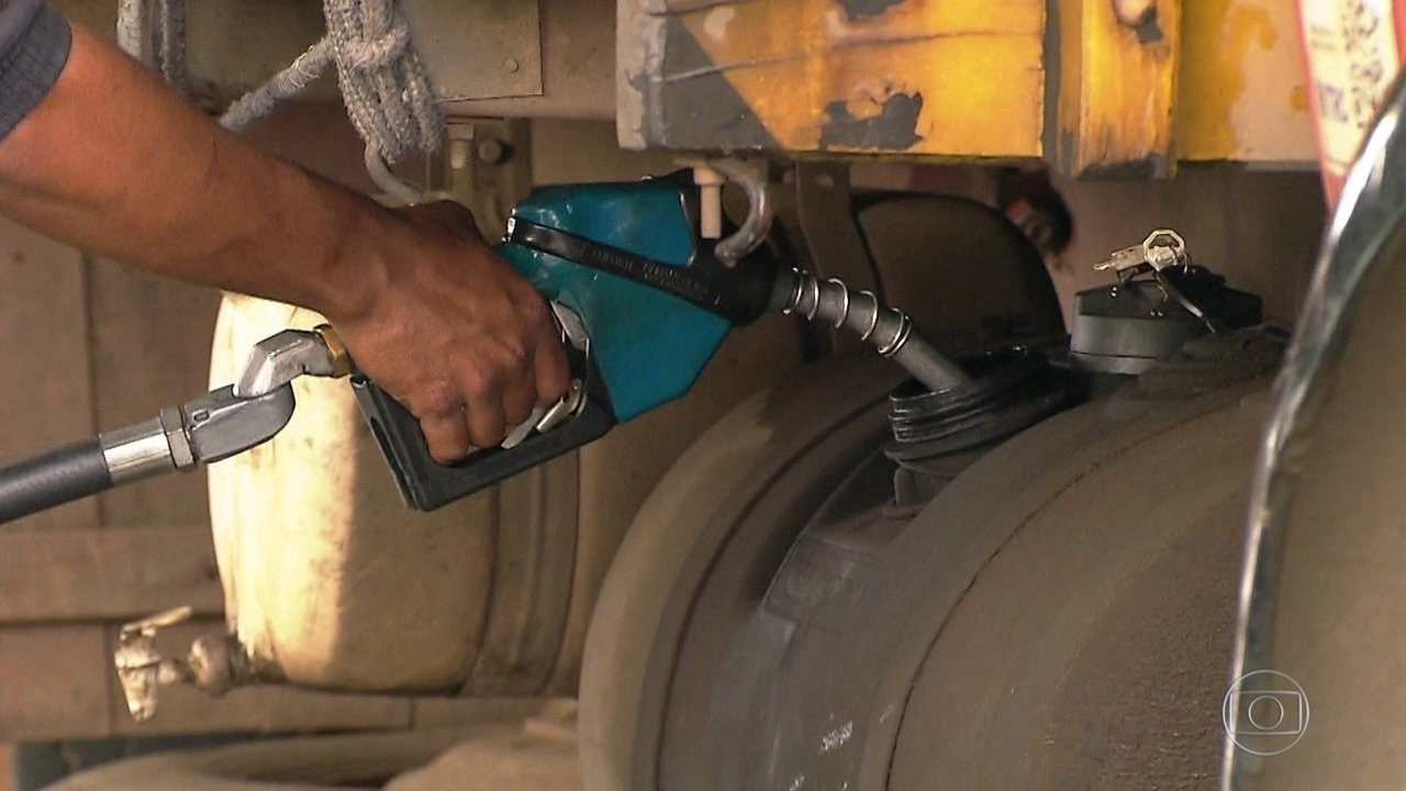 Resultado de imagem para diesel nos postos