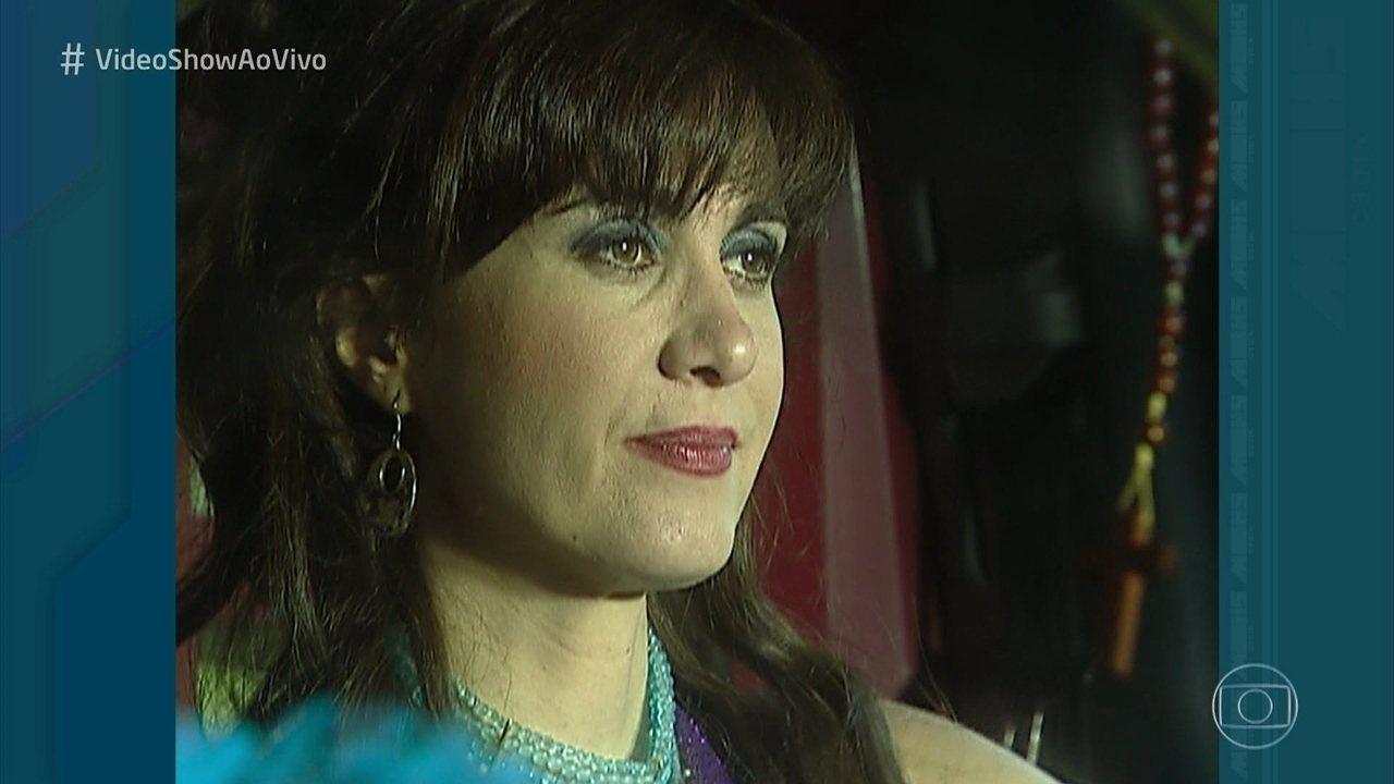 Márcia Cabrita é homenageada no 'Memória Nacional'