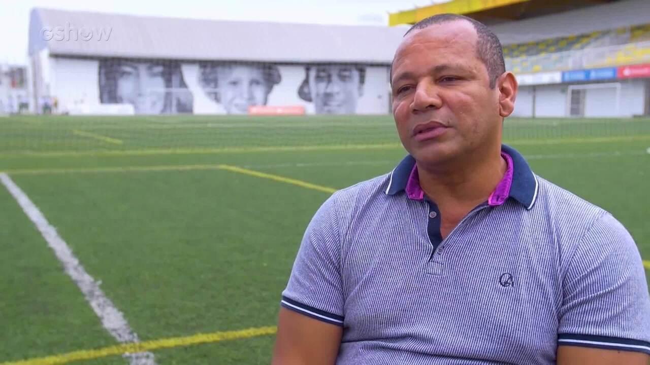 Pai de Neymar relembra sua época de Jogador de futebol