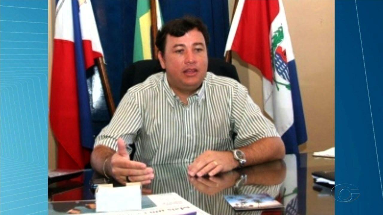 PF cumpre mandado de busca e apreensão na casa de ex-prefeito de Marechal Deodoro