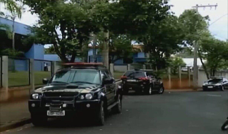 Cinco pessoas são presas durante a Operação 'Weber' em Uberaba