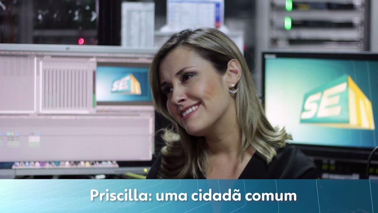 Priscilla: uma cidadã comum