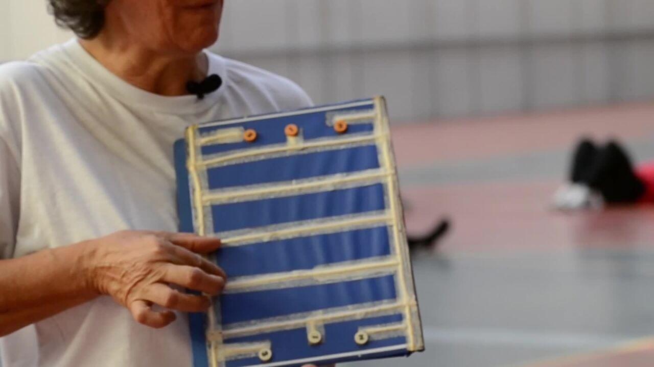 Resultado de imagem para Conheça a história do Goalball, esporte paralímpico que surgiu no pós-guerra