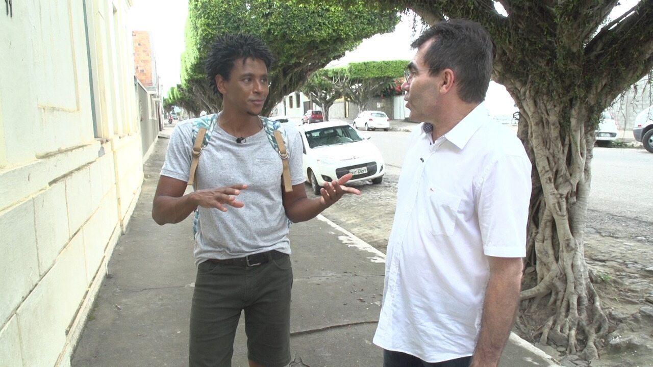 No 'Vumbora', Aldri conhece a história de Amargosa