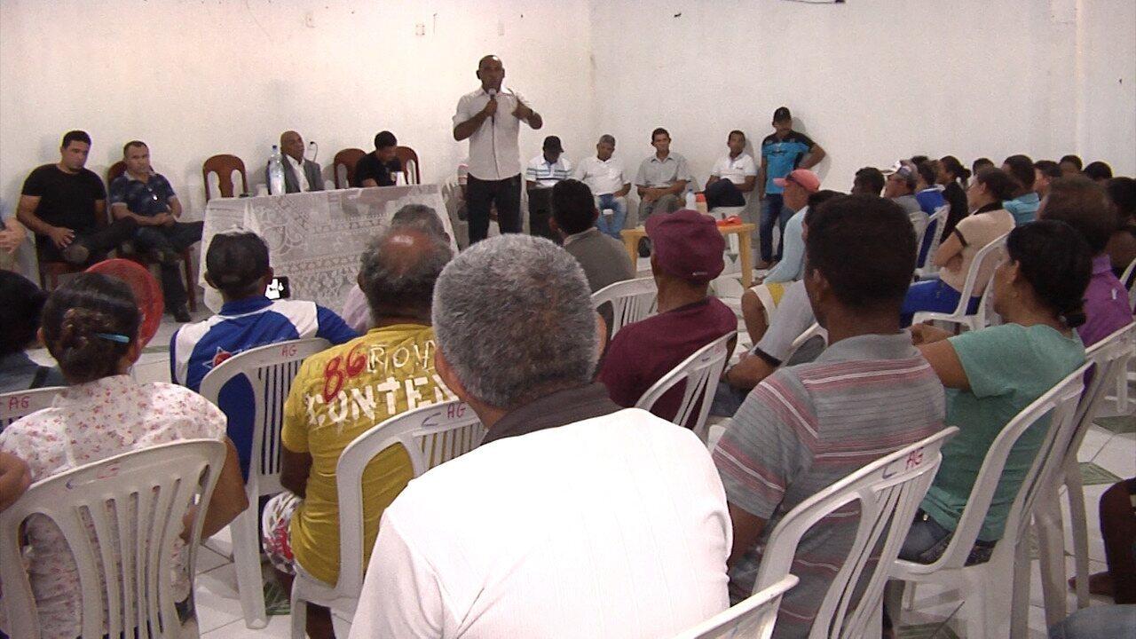 Combate a pesca predatória é tema de audiência em Monção