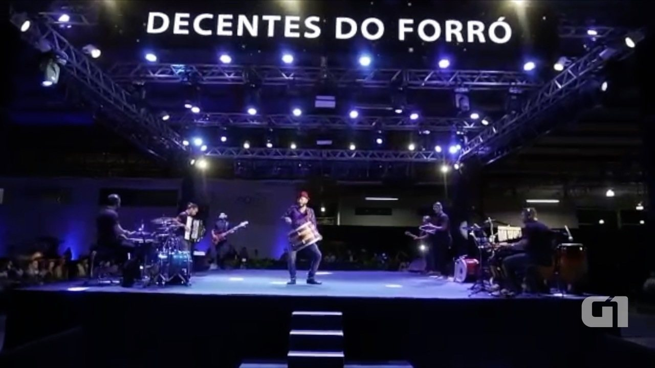 Decentes do Forró é campeã do concurso musical da TV Asa Branca