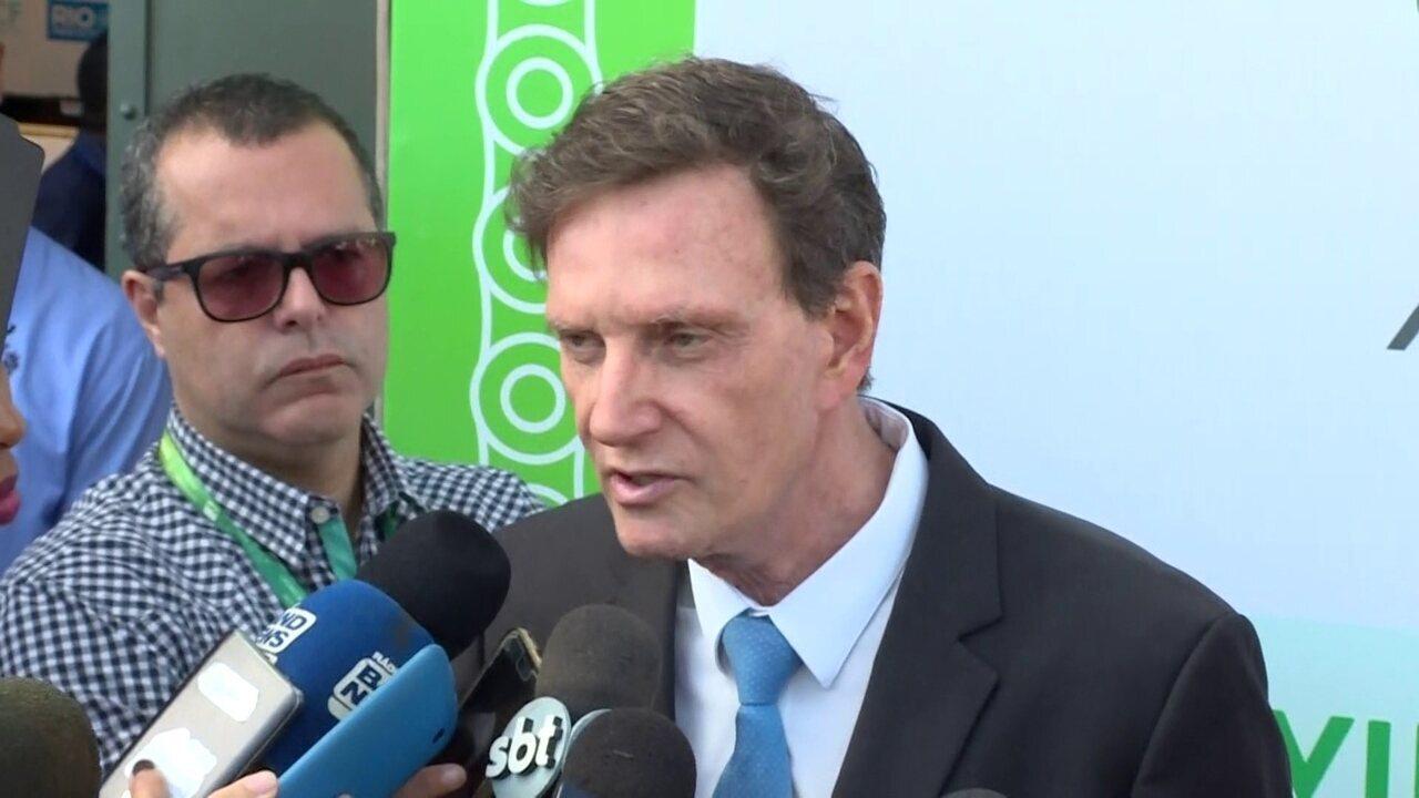 Prefeito do Rio sugere que fim da dupla função nos ônibus ocorra aos ... eea6e69688832