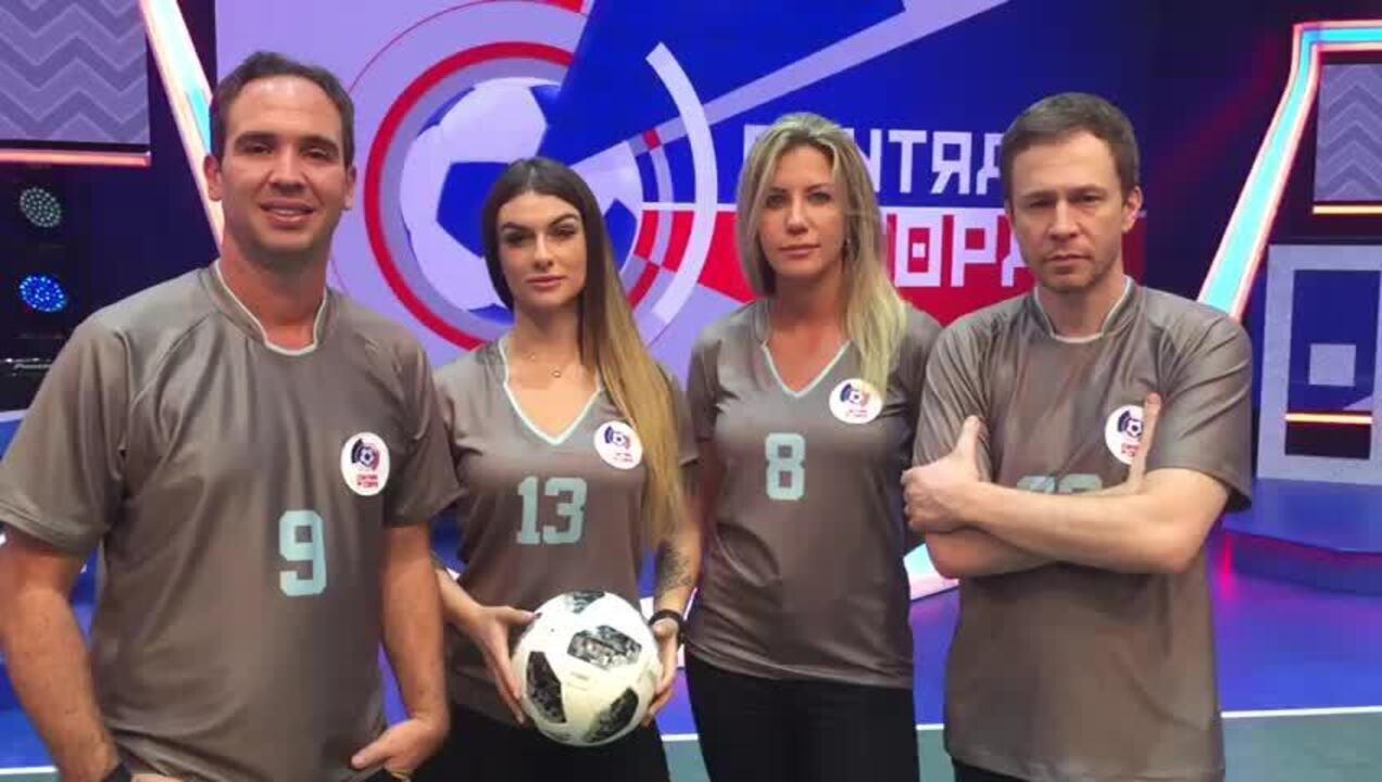Caio Ribeiro, Tiago Leifert e Bárbara Coelho dão dicas para rodada #12 do Cartola