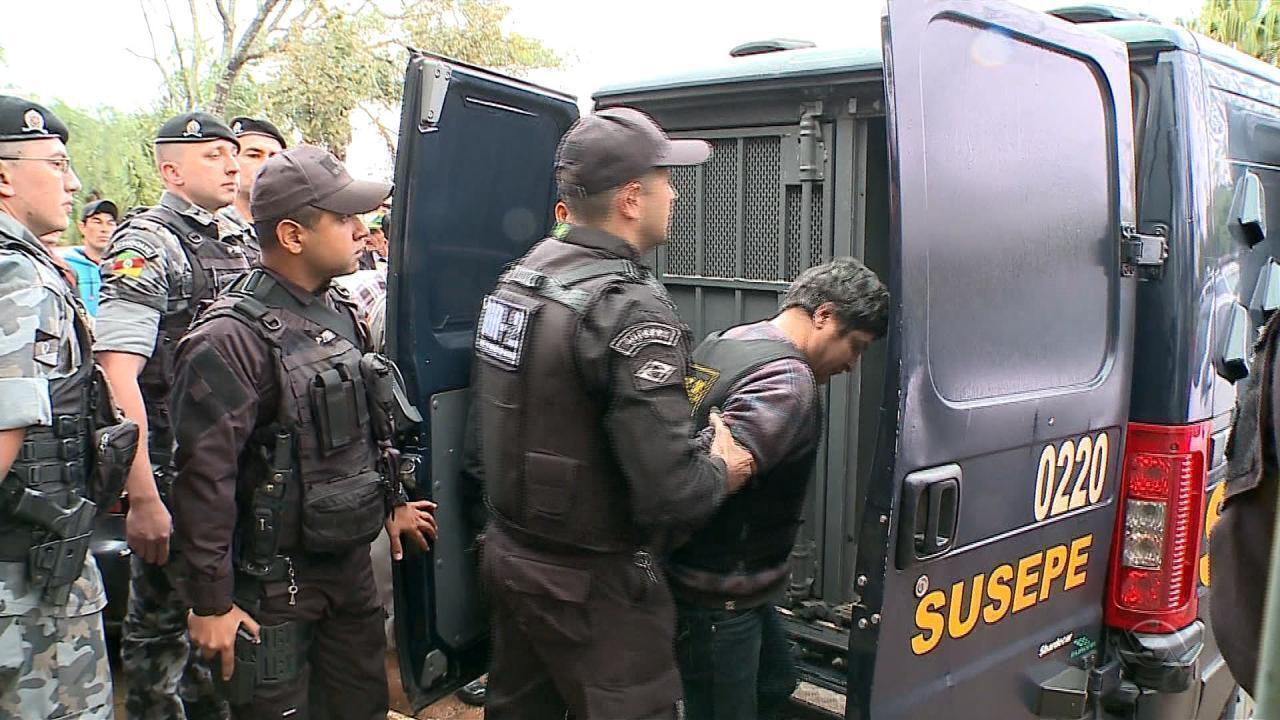 Homem que matou quatro pessoas em Pinhal Grande é condenado a 128 anos de prisão
