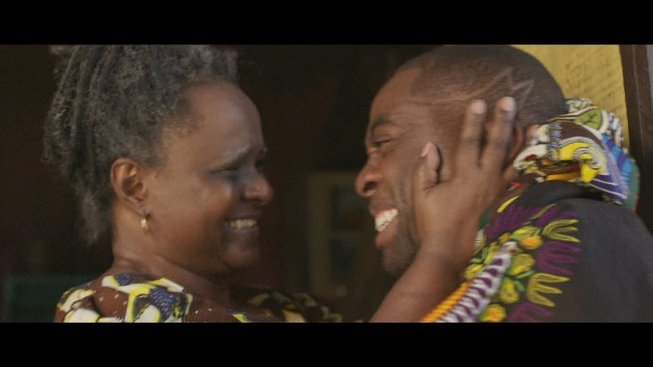 Brau volta a África e reencontra sua mãe
