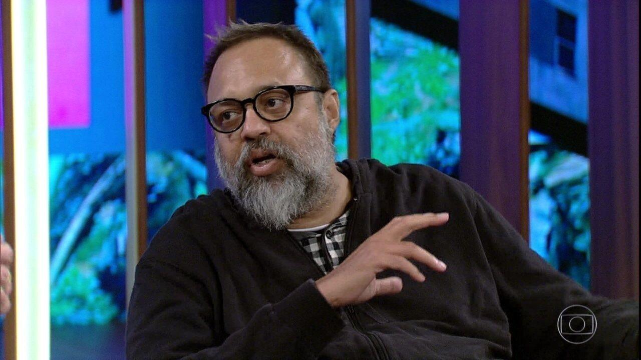 Marcelo Yuka fala sobre ideia de roteiro que teve em sonho