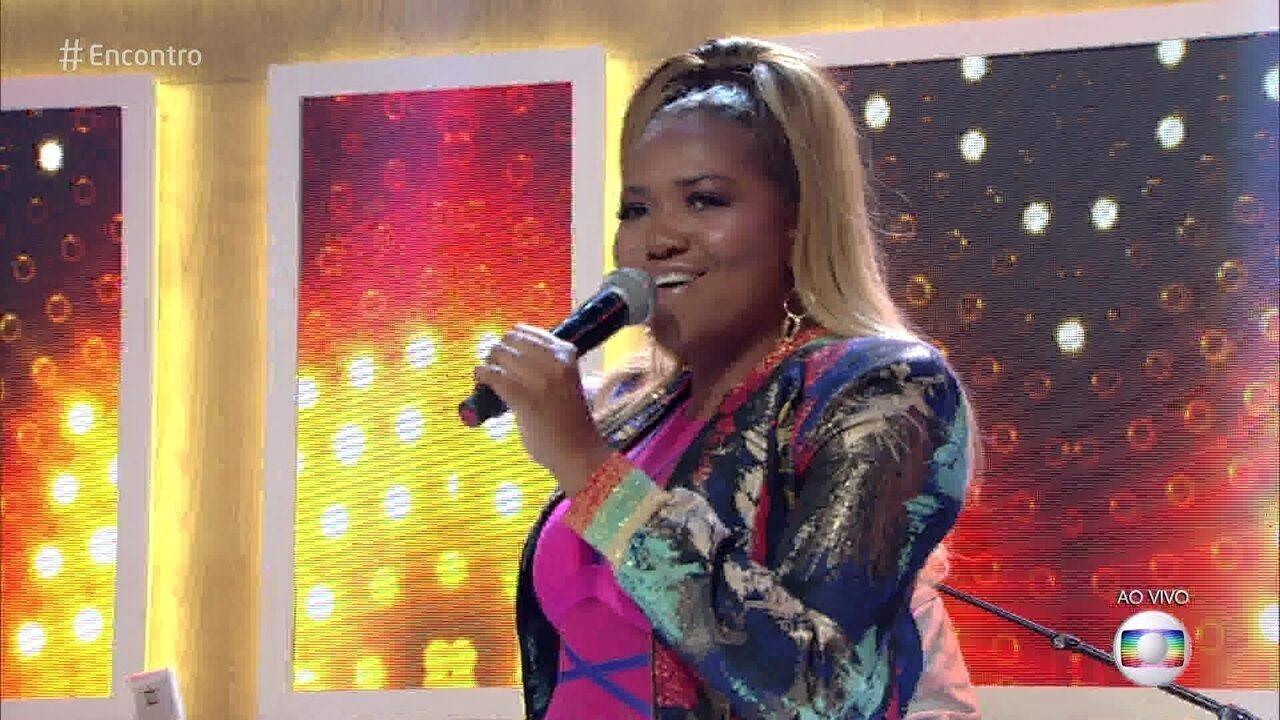 Gaby Amarantos canta 'Ex-My Love'