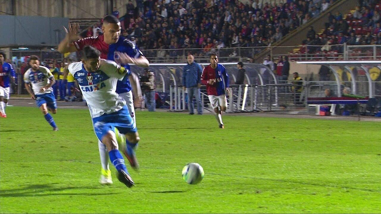 Melhores momentos de Paraná 1 x 1 Cruzeiro
