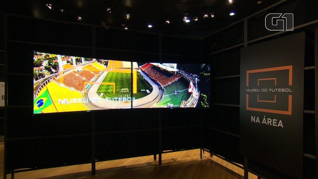 Rio de Janeiro receberá Museu do Futebol durante a Copa