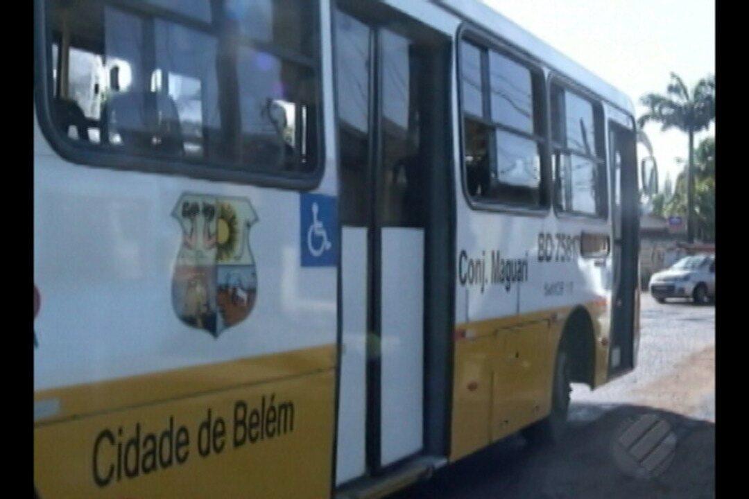 Moradores do Conjunto Maguari estão insatisfeitos com a demora do transporte coletivo