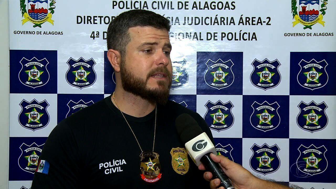 Operação policial prende suspeitos e apreende menores em Arapiraca