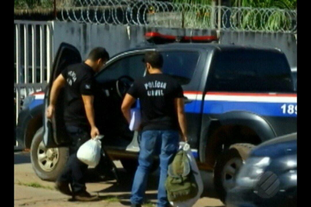 Polícia prende três homens suspeitos com o tráfico de drogas em Marabá, no sudeste do Pará