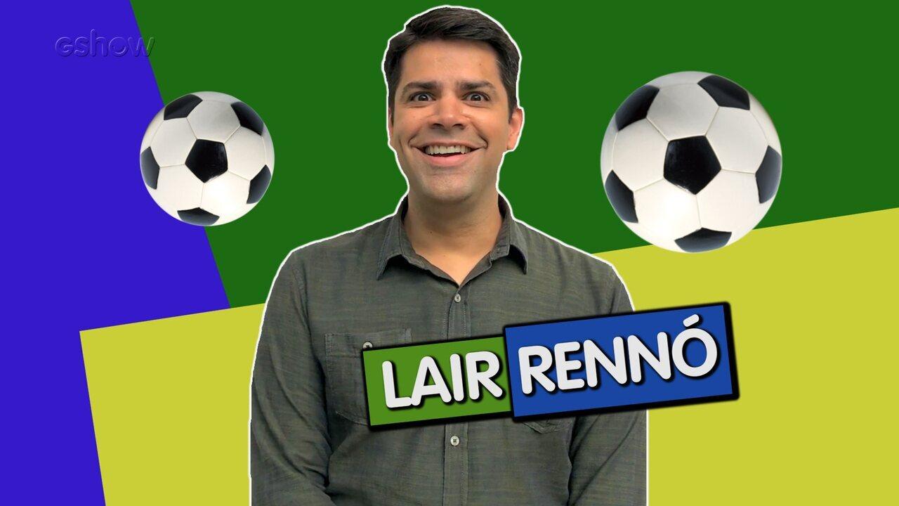 Quiz da Copa: Lair Rennó. Assista ao vídeo e teste seus conhecimentos!