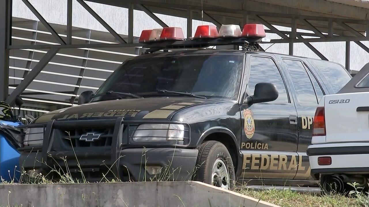 Três são presos em Bauru durante operação da PF contra desvio de mercadorias apreendidas