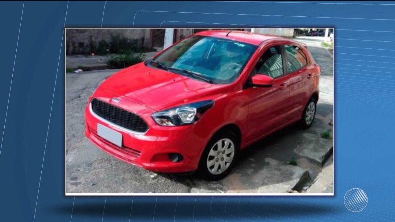 Polícia procura homem suspeito de aplicar golpe em mulher e roubar carro em Itabuna