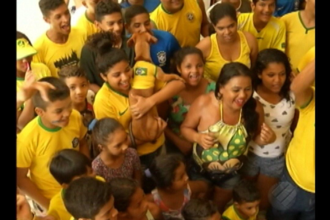 Abertura da Copa do Mundo atrai atenção dos paraenses