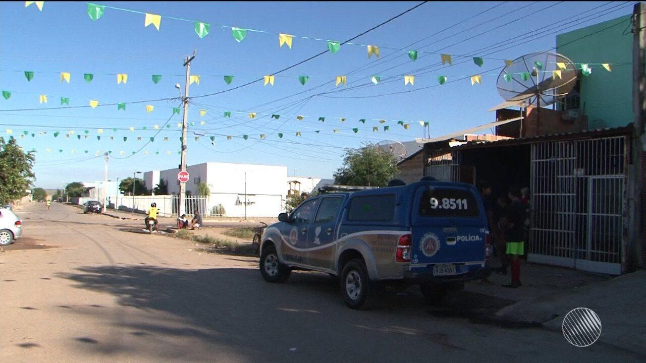Polícia está a procura dos suspeitos que deixou duas vítimas em Luís Eduardo Magalhães