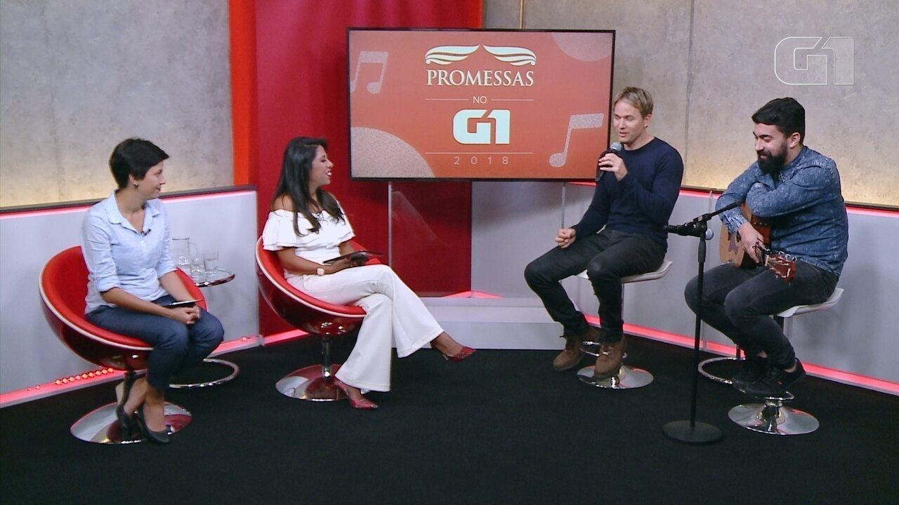 Promessas no G1: veja entrevista com cantor gospel Chris Durán