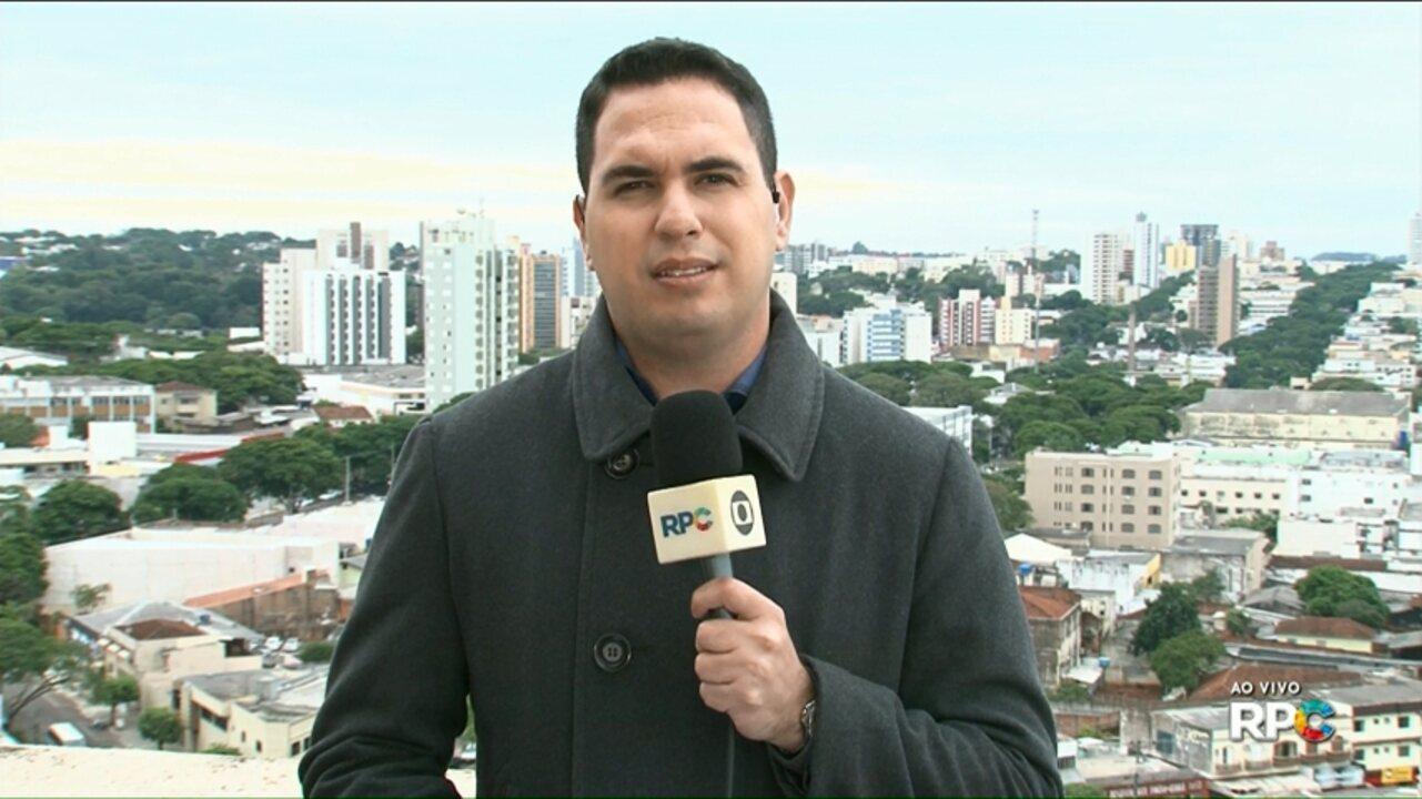 Prefeito de Cruzeiro do Oeste é afastado do cargo
