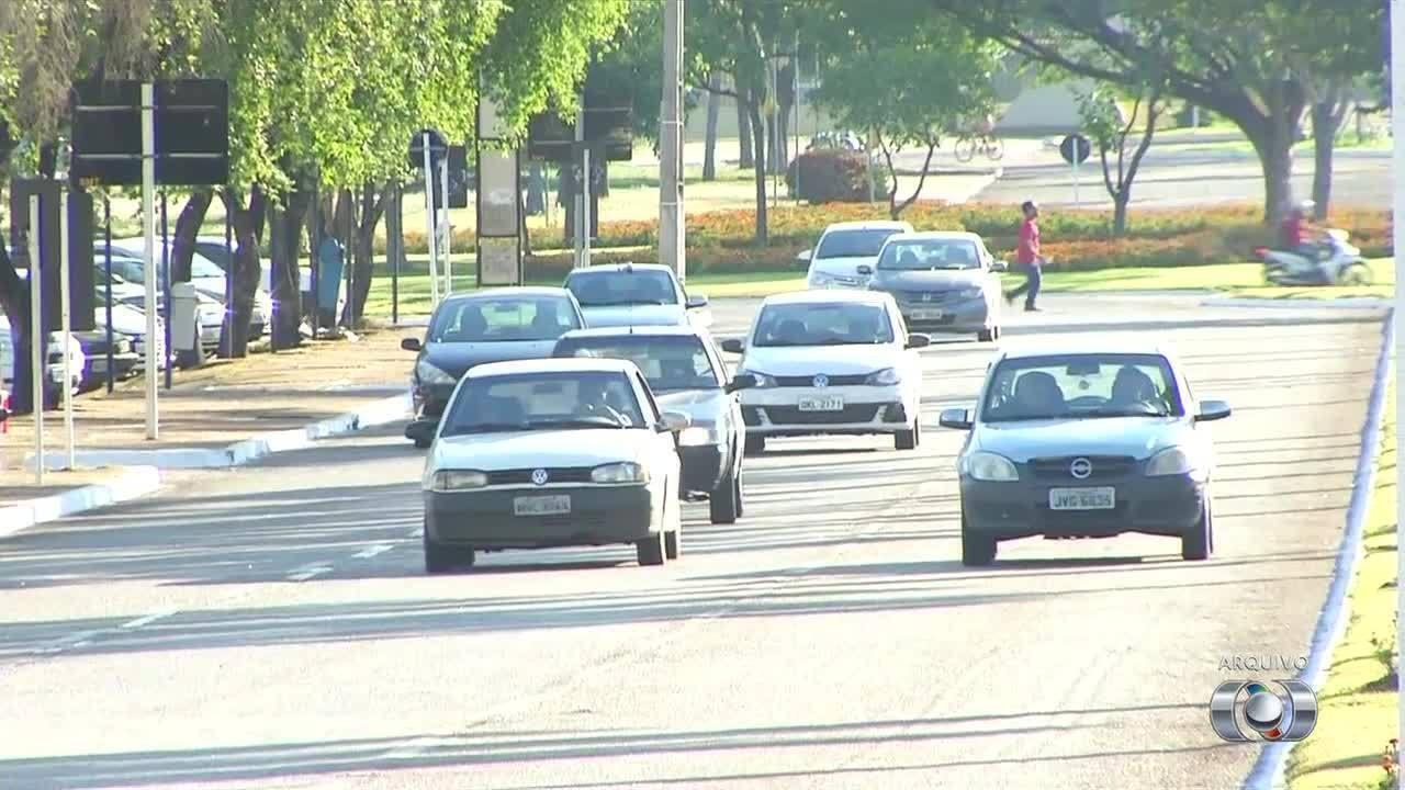 Trânsito de Palmas tem mais de 15 mil infrações em um mês