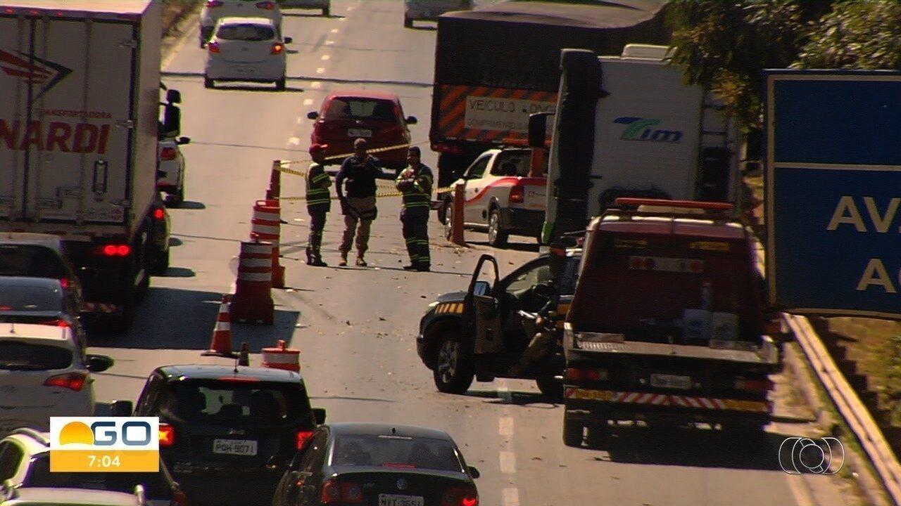 Ciclista matou mulher em hotel pouco antes de morrer em acidente na BR-153, diz polícia