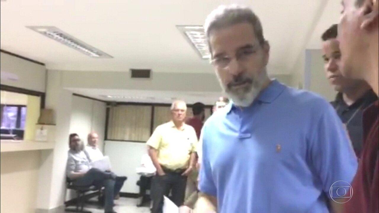 Resultado de imagem para luiz estevao na cadeia