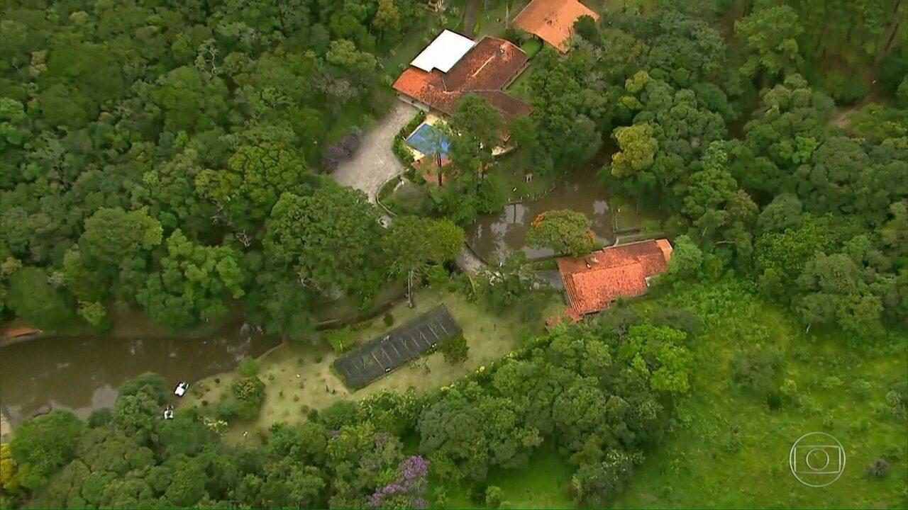 Funcionário da OAS diz que atendeu a pedidos de Marisa Letícia em sítio de Atibaia