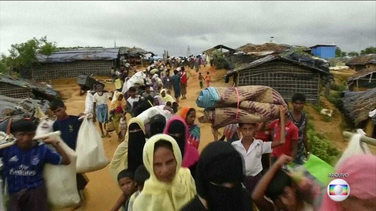 Nações Unidas divulgam relatório global sobre refúgio e deslocamento forçado