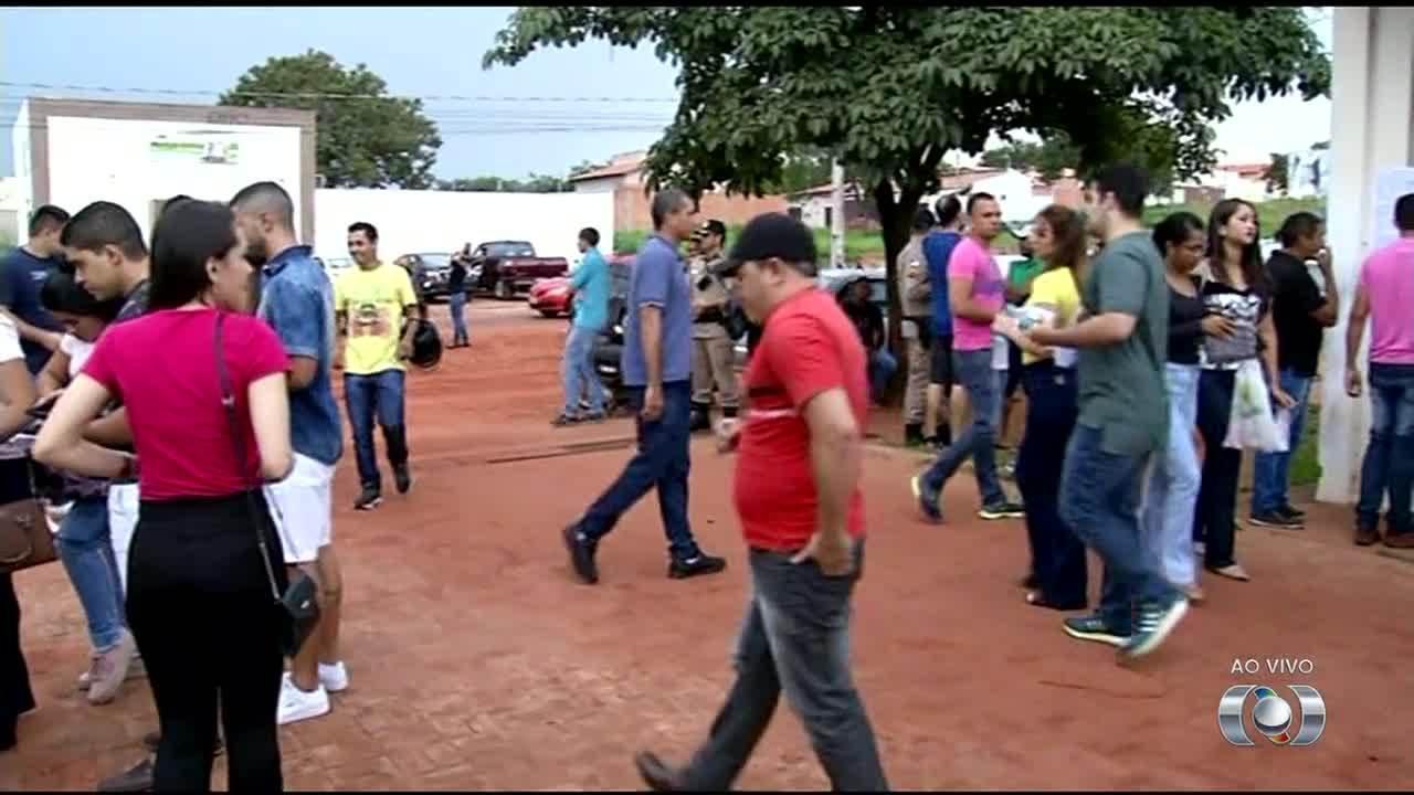Polícia Civil prende 12 pessoas suspeitas de fraudar concurso da PM no Tocantins