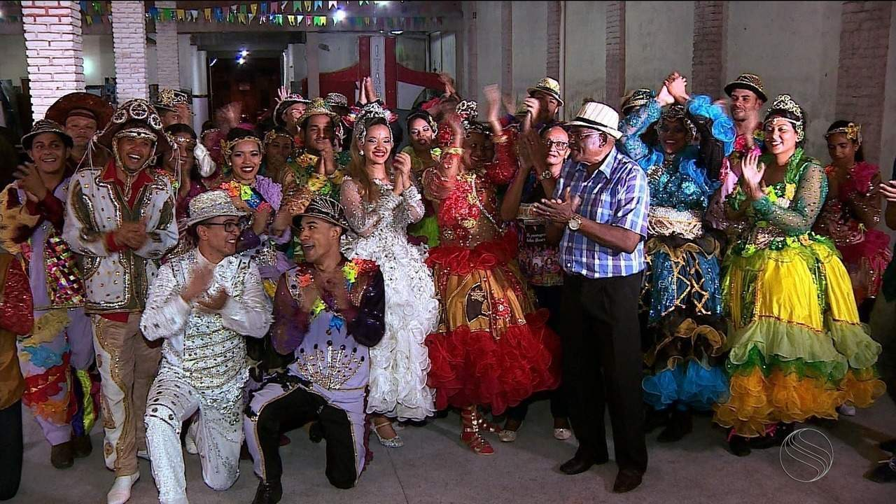 Cantor de Itabaiana é o destaque do 'Quadro Gente do Forró'